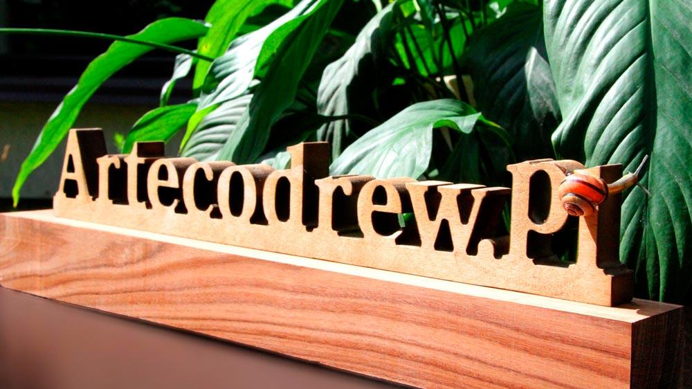 Pracownia stolarska Artecodrew | Studio drewna